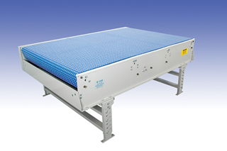 ball belt bundler conveyor